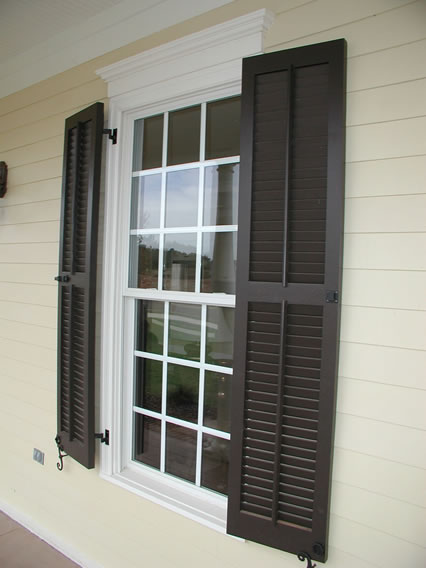 Exterior Shutters Shutter Images From Sunbelt Shutters